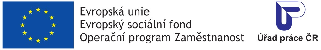 Evropská unie Evropský sociální fond Operační program Zaměstnanost,